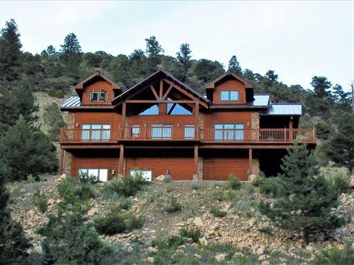 Bear Creek Hide-A-Way : South Fork : Rio Grande County : Colorado