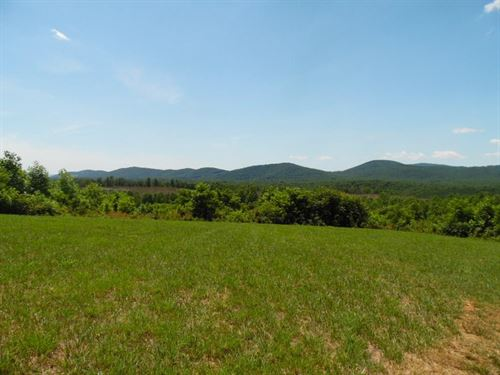 Mountain Views Ahead : Wingina : Nelson County : Virginia