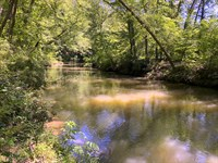 Chauga River, Wooded, Private : Westminter : Oconee County : South Carolina
