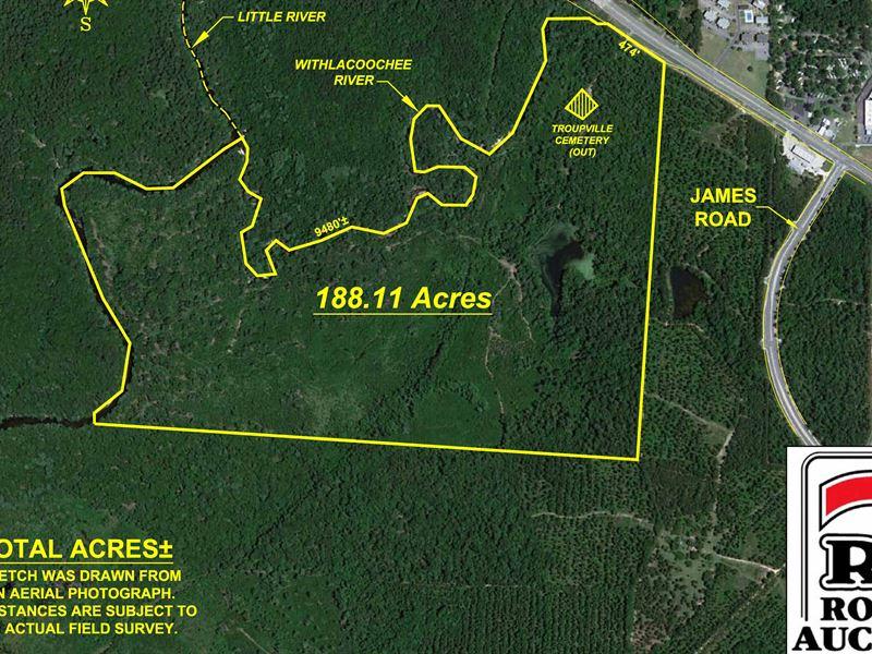 Riverfront Development Tract : Valdosta : Lowndes County : Georgia