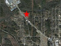 Commercial Development Site : Manchester : Meriwether County : Georgia