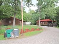 Hunterdon Rd - 5 Acres : Glouster : Athens County : Ohio