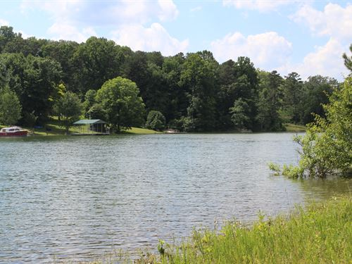 Unrestricted Cherokee Lakefront Lot : Bean Station : Grainger County : Tennessee