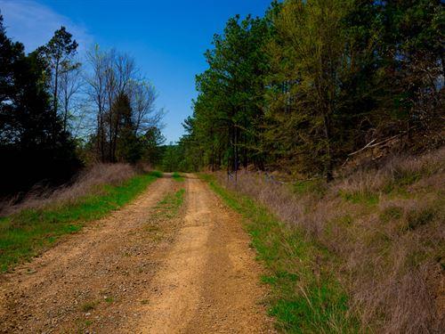 Beautiful Weekend Get-Away 232 : Wilburton : Latimer County : Oklahoma