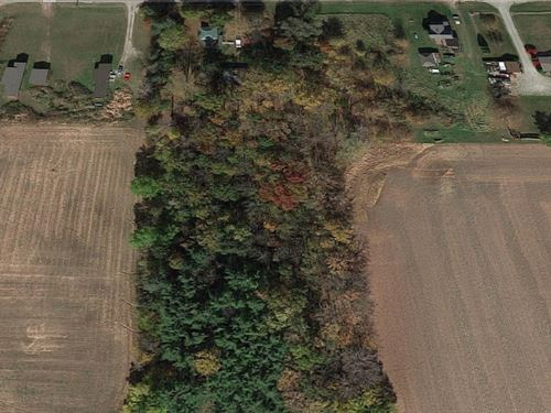 Sandusky County, Oh $35,000 : Green Creek Township : Sandusky County : Ohio