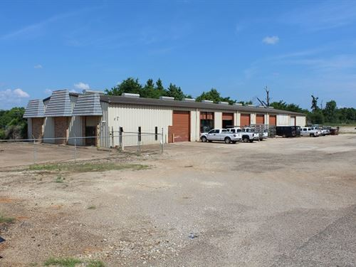 Texas Commercial Real Estate : Tyler : Smith County : Texas