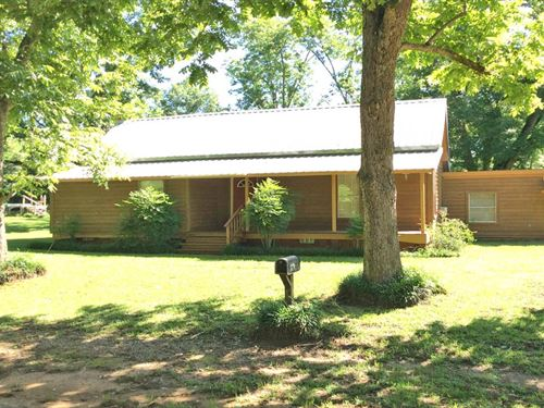 Center Ridge Road House & 34 Acres : Luverne : Crenshaw County : Alabama