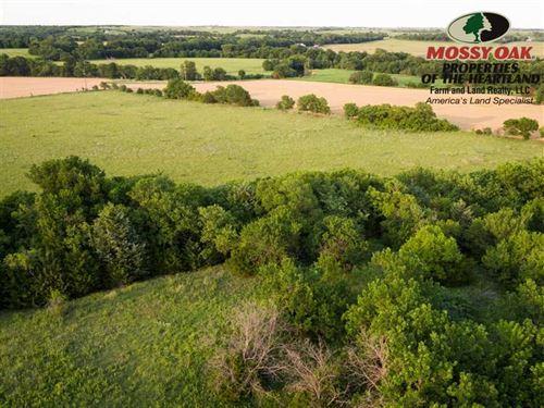 40 Acres in Cedar Vale, KS : Cedar Vale : Chautauqua County : Kansas