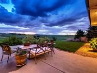 Castle Rock Exclusive Estate : Castle Rock : Douglas County : Colorado
