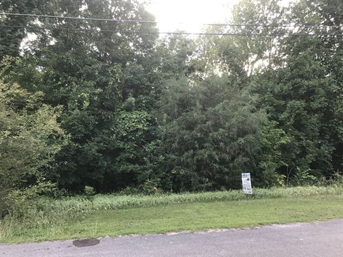 Residential Lot In Jacksonville, Al : Jacksonville : Calhoun County : Alabama