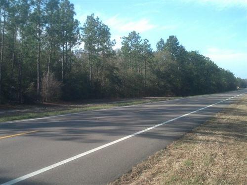 Highway 90 Harold : Milton : Santa Rosa County : Florida