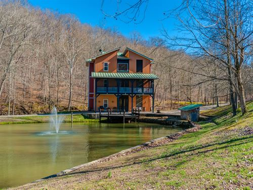3 Story Home On 138 Acres : Franklin : Williamson County : Tennessee