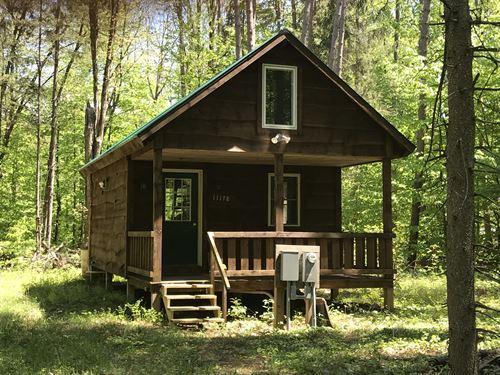Camp Limestone Ridge : Florence : New York County : New York
