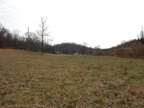 Africa Rd - 47 Acres : Bidwell : Gallia County : Ohio