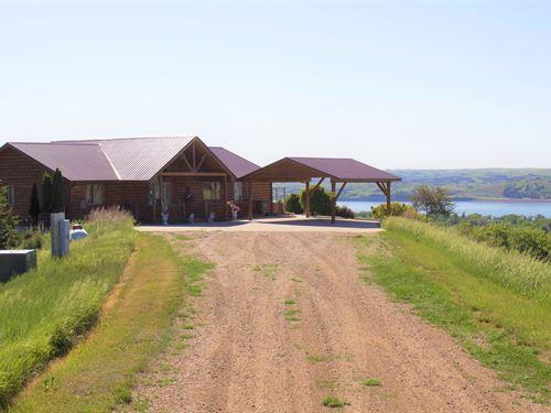 Chamberlain Overlook : Chamberlain : Brule County : South Dakota