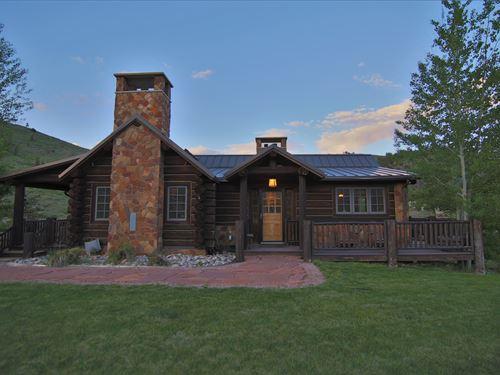 Sleeping Indian Ranch : Livermore : Larimer County : Colorado