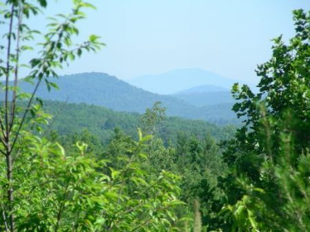 Spring Water Mountain : Westminster : Oconee County : South Carolina