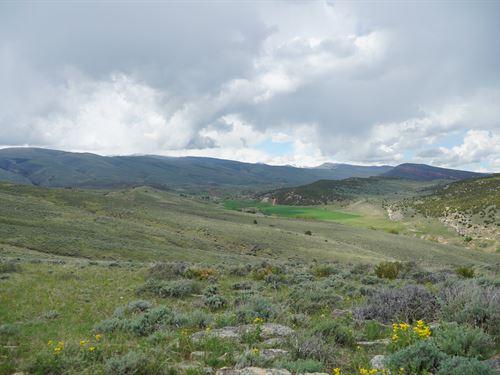 Squaw Creek Acreage : Lander : Fremont County : Wyoming