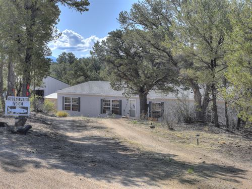 Roe Retreat : Cotopaxi : Fremont County : Colorado