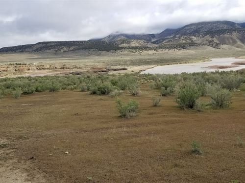 Yampa River Overlook : Maybell : Moffat County : Colorado