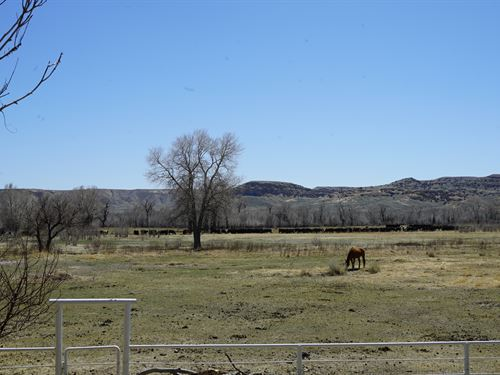 Wind River Land & Cattle : Kinnear : Fremont County : Wyoming