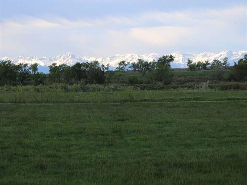 Circle H Ranch Parcel 3 : Montrose : Colorado