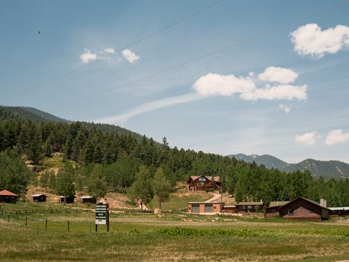 Aspen Acres Campground : Rye : Custer County : Colorado