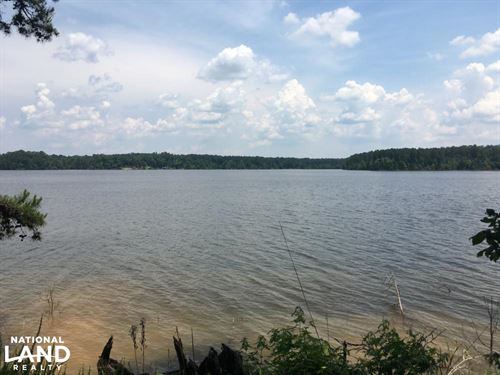 Clarks Hill/Strom Thurmond Lake Lot : Lincolnton : Lincoln County : Georgia