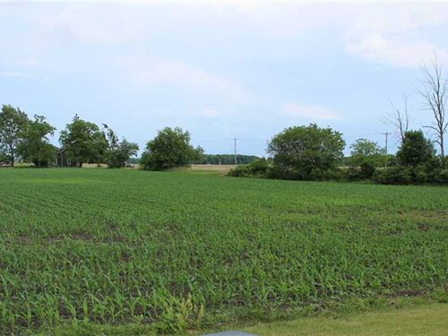 3 Acres Located Just South of : Ossian : Wells County : Indiana