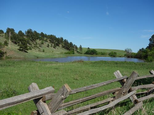 Deer Valley Ranch : Hermosa : Custer County : South Dakota