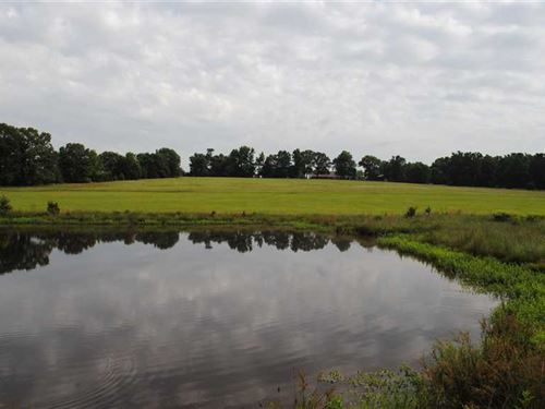 Just Listed, 43.76 Acres Off of Hw : Beebe : White County : Arkansas