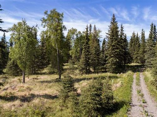 Large Parcel With Ninilchik River : Ninilchik : Kenai Peninsula Borough : Alaska