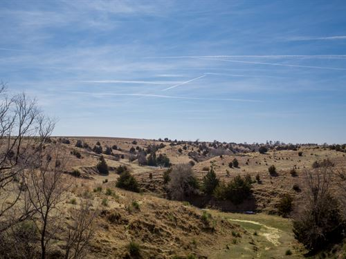 Cattle Canyon Ranch : Curtis : Frontier County : Nebraska