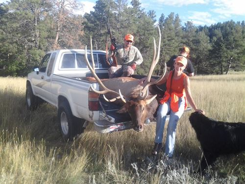 Sportsmans Paradise On The Hat Cree : Lusk : Niobrara County : Wyoming