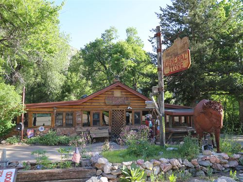 Poudre Park Campground And Fly Fish : Bellvue : Larimer County : Colorado