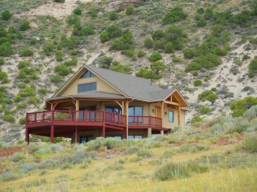 Alcova Lakehouse And Development : Casper : Natrona County : Wyoming