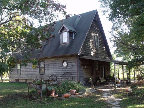 High Bluff Farm : Lecompton : Douglas County : Kansas