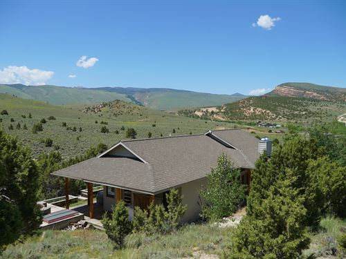 Baldwin Creek Hideout : Lander : Fremont County : Wyoming