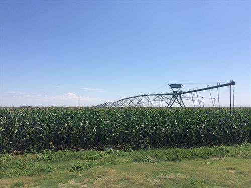 Topliff Farms : Goodland : Sherman County : Kansas