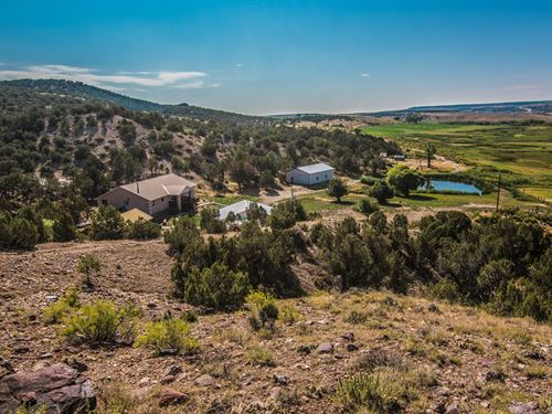 Browns Park Recreational Home : Maybell : Moffat County : Colorado