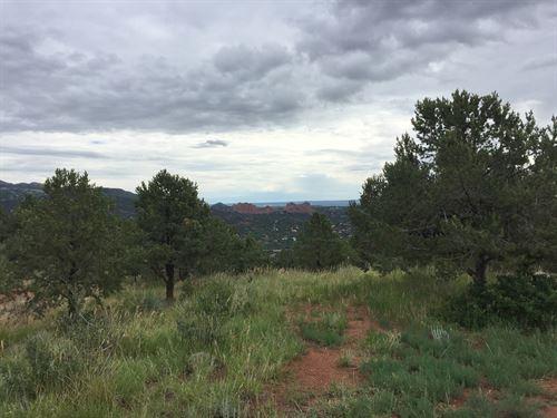 Payback Point : Manitou Springs : El Paso County : Colorado