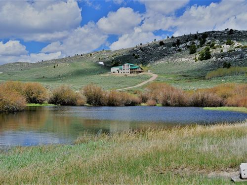 Serenity On Oyster Ridge : Kemmerer : Lincoln County : Wyoming