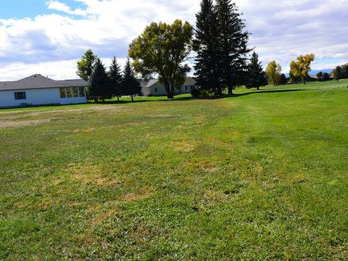 Village Drive Lot : Riverton : Fremont County : Wyoming