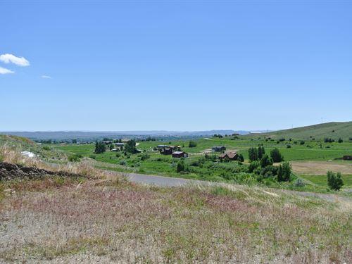 Heritage Hills Lot 7 : Lander : Fremont County : Wyoming
