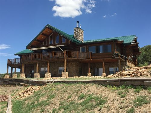 Blackhawk Retreat : Walsenburg : Huerfano County : Colorado