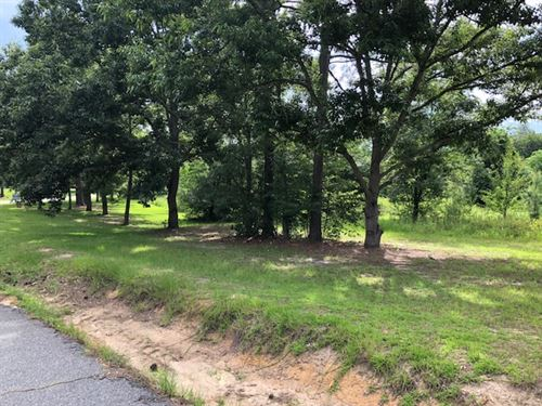 1.05 Acre Residential Lot : Cochran : Bleckley County : Georgia