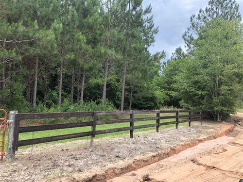Beautiful Home Site : Broxton : Jeff Davis County : Georgia