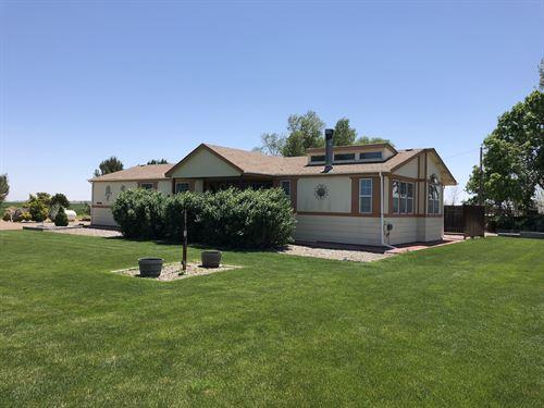 St Charles Horse Ranch : Avondale : Pueblo County : Colorado