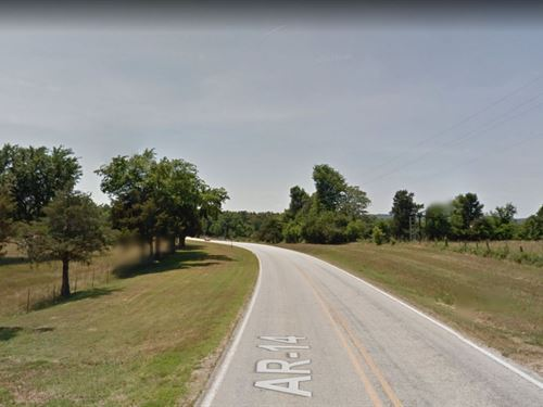 5 Acres In Lead Hill, AR : Lead Hill : Boone County : Arkansas