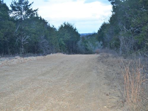 5.2 Acres In Lead Hill, AR : Lead Hill : Boone County : Arkansas